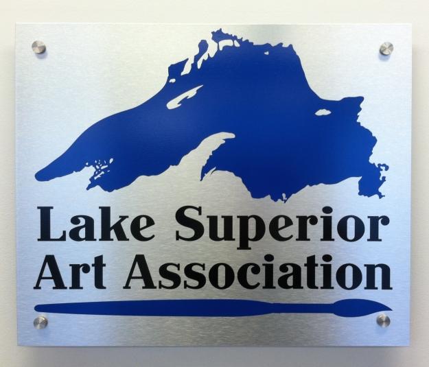 lakesuperiorgallerysign